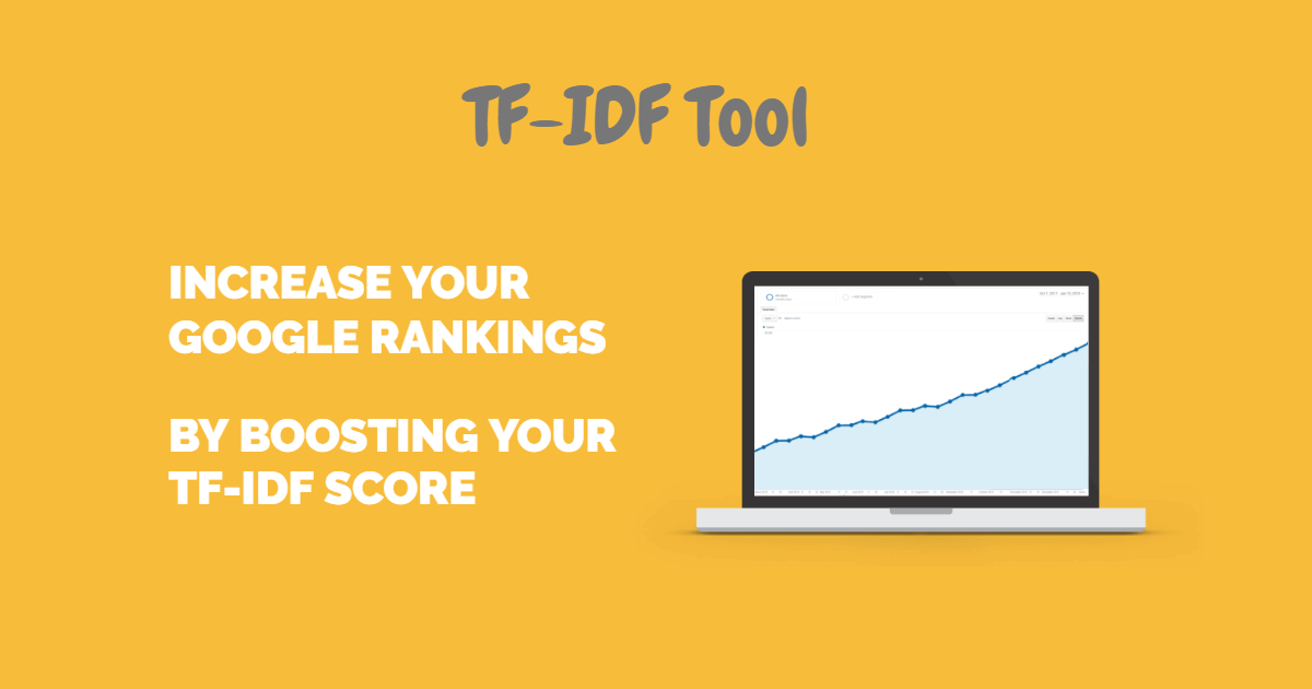 TF-IDF Tool – Optimize your On Page SEO by boosting your TF-IDF score